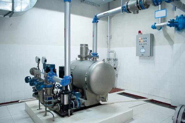 bomba de agua de presión
